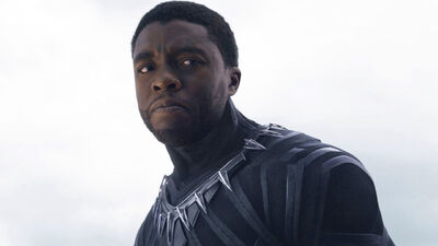 'Captain America: Civil War' & 'Black Panther': Chadwick Boseman Interview