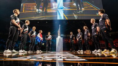 Why European Teams Are Poised to Seize the Esports Throne in 'League of Legends'