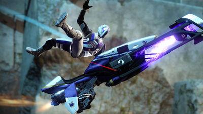 'Destiny 2': How To Get Your Sparrow, Fast