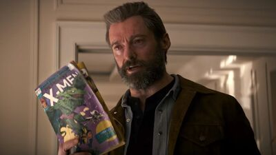 What Are Those X-Men Comics in the 'Logan' Trailer?