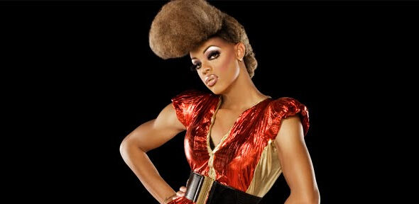 Tyra Sanchez from RuPaul's Drag Race