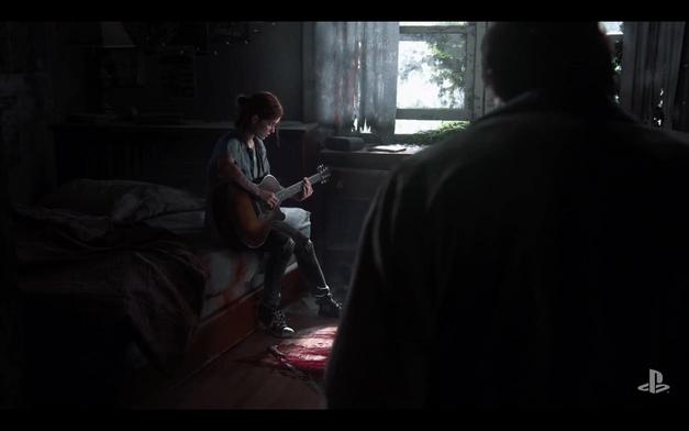 The Last of Us Part II Reveal PlayStation Ellie Joel