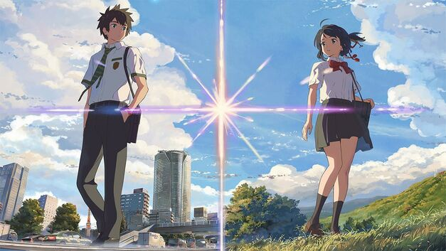 your name highest grossing anime worldwide your name makoto shinkai featured image