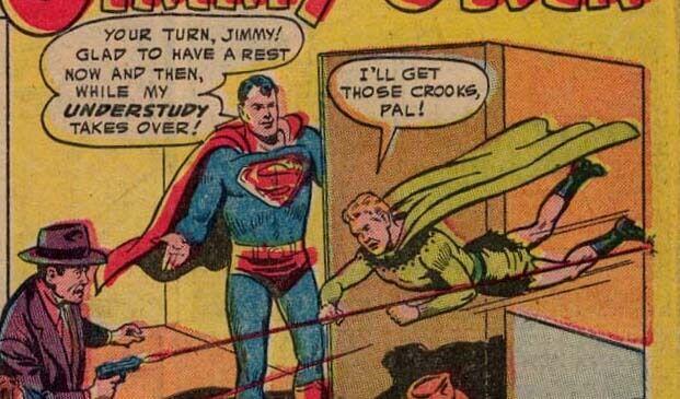 Jimmy Olsen #2 - Flying Jimmy Olsen 01