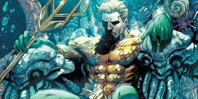 Midlife Crisis: Aquaman