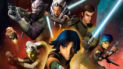 'Star Wars Rebels': Season 2 Coming to Blu-Ray and DVD