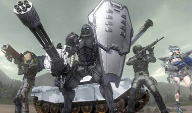 Fandom Explained: 'Earth Defense Force'