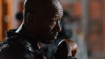 'The Walking Dead': Morgan's Brutality Is the Other Midseason Shocker