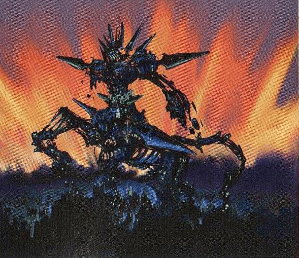 Kingdom Hearts Xemnas Kentauros Concept Art