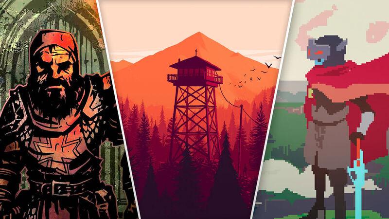 Best Indie Game 2016-Darkest-Dungeon-Firewatch-Hyper-Light-Drifter Games