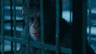 New 'War for the Planet of the Apes' Trailer Reveals All-Out Apes Vs Human Warfare