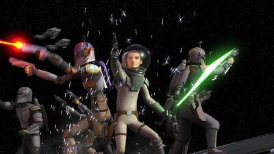 How 'Star Wars Rebels' Finally Showed Us the Rebel Alliance