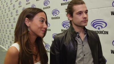 'The Magicians' Stars Jason Ralph and Stella Maeve on the Show's Controversial Rape Scene