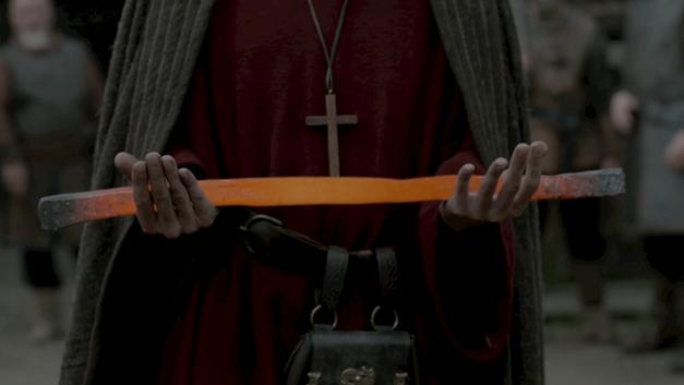 Vikings season 3 Ansgar