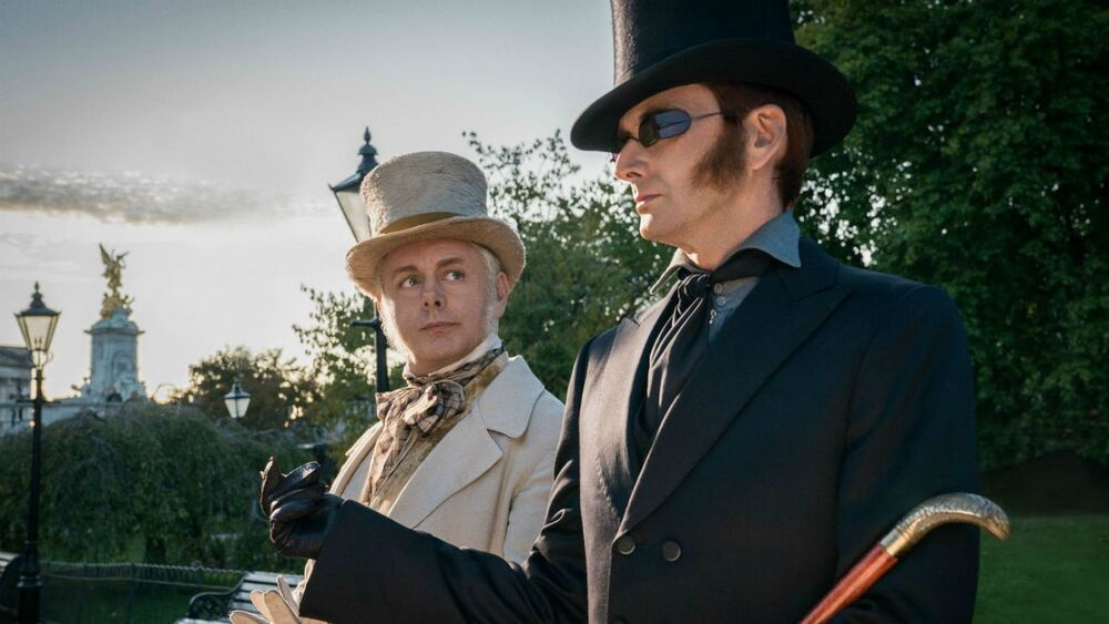 c2f4d8ddd8655 What Is the Amazon Original 'Good Omens' All About? | FANDOM