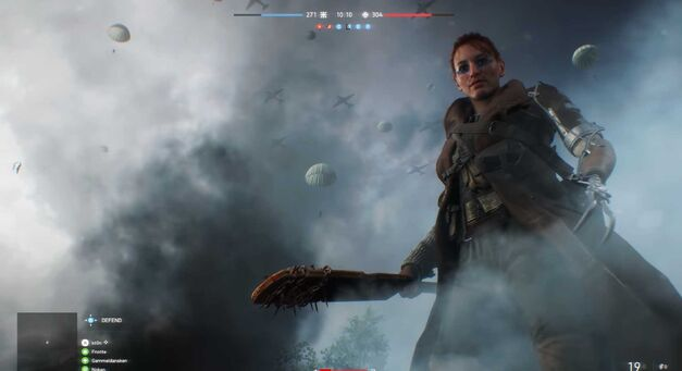 Battlefield V company customisation squad co-op campaign
