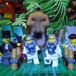 Legozebra