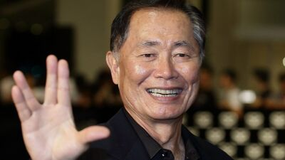 5 Roles You Didn't Know George Takei Played For George's Tak80th Birthday