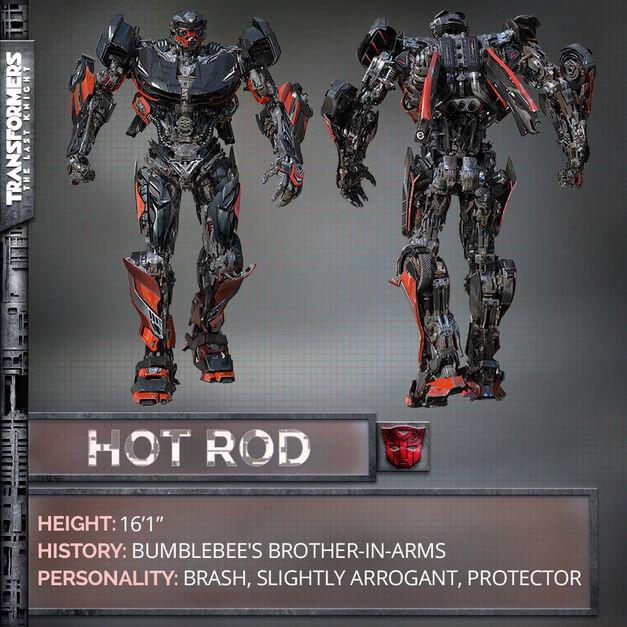 HotRod-Bayverse