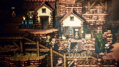 'Octopath Traveler': Mastering the Classes and Sub-Classes (UPDATED)