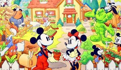 Mondo del fumetto Disney