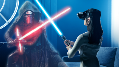 'Star Wars: Jedi Challenges' Is the Authentic Star Wars Game You're Looking For