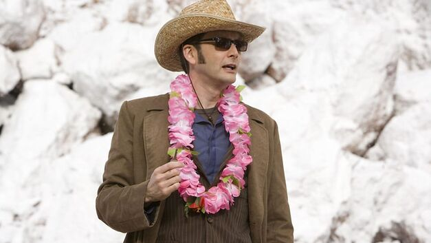 Tenth Doctor Doctor Who David Tennant