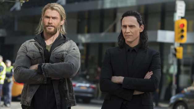 Loki and Thor search for Odin together