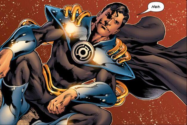 Superboy-Prime Sinestro Corps