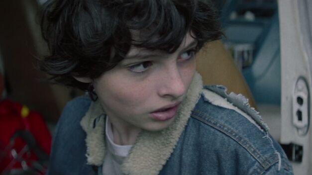 Finn Wolfhard in Stranger Things