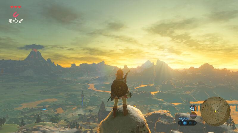 Legend of Zelda: Breath of the Wild review