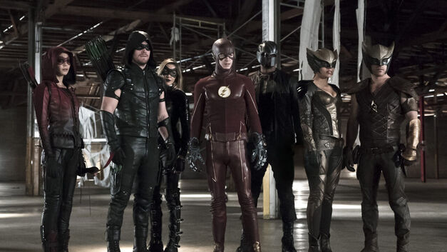 Arrow Flash Midseason Wrap-Up 2015