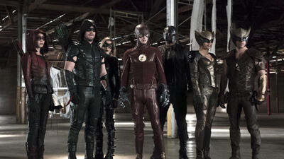 Midseason Wrap-Up: Five Biggest Moments from 'Arrow' and 'The Flash'
