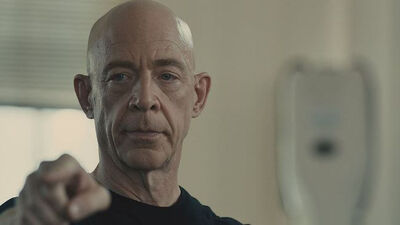 J.K. Simmons is the DCEU's Commissioner Gordon