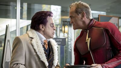 "'Flash' Recap and Reaction: ""The Present"""