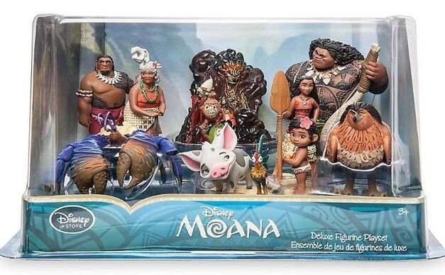 authentic-disney-moana-deluxe-10-piece-figure-play-2
