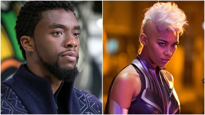 Black Panther And Storm A History Of Their Marriage Why It S Important