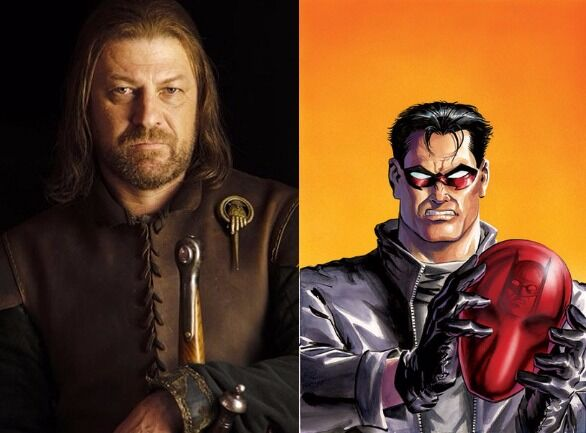 ned stark jason todd game of thrones dc