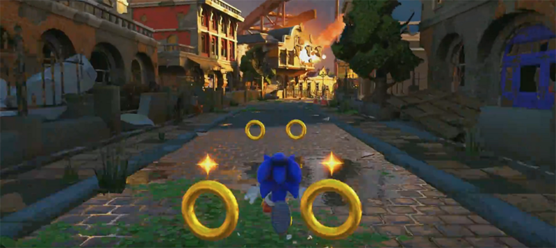 Sonic Forces Review - Modern Sonic