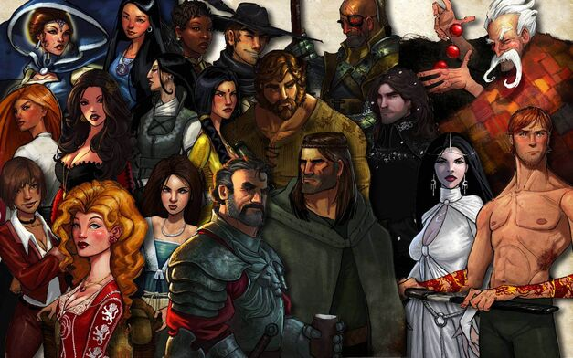 Wheel of time cast 2