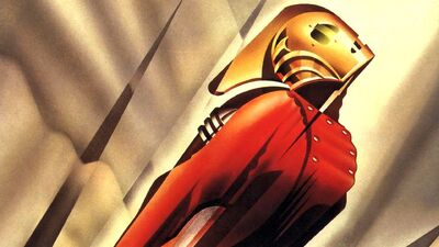 You Won't Believe Who Wants to Reboot 'The Rocketeer'