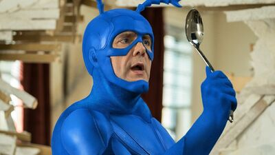 'The Tick' Season 1: Part 2 Review: The Silly, Sweet Superhero Series We Need