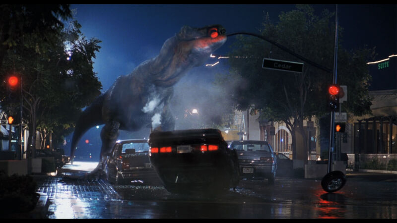 Jurassic World San Diego incident