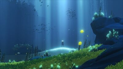 'ABZÛ' Hands-On Impressions - My Time in Water World