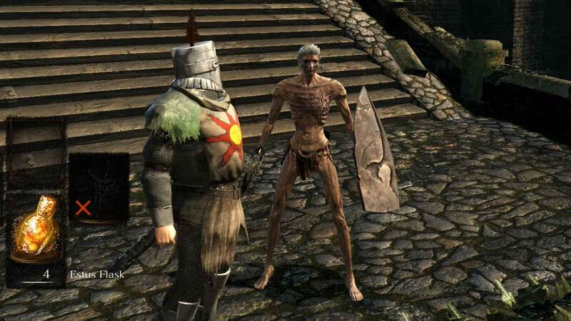 Dark souls remastered review a classic that never goes hollow fandom but id feel naked without my shield malvernweather Choice Image