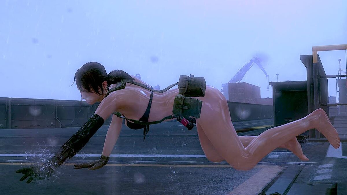Beyond the Bikini: Why Metal Gear Solid Vs Quiet