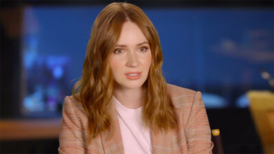 Karen Gillan on Voicing an Animated Spy and Why Nebula's Story is Just Beginning