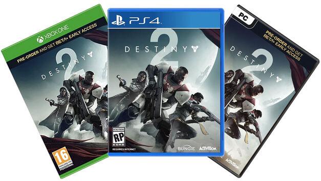 Destiny 2 Deluxe Edition