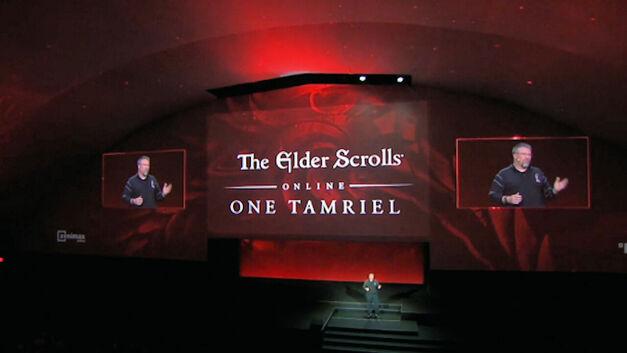 Elder Scrolls Online - E3 2016