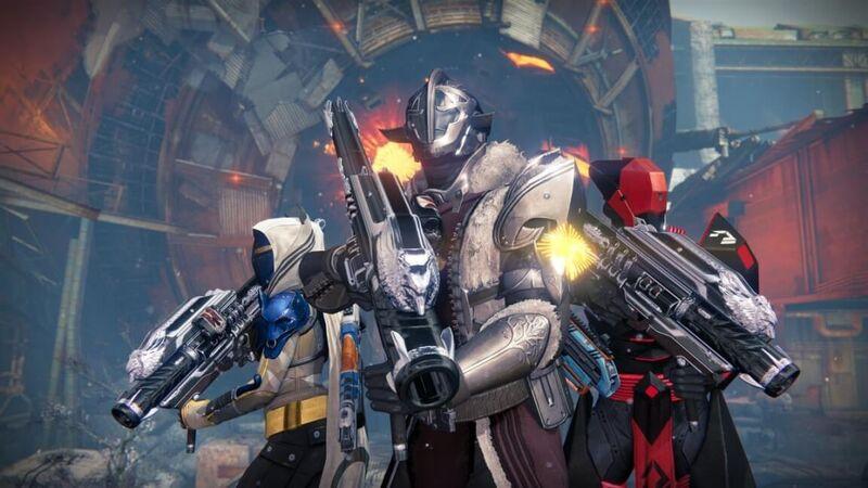 Destiny Year 2 Rise of Iron